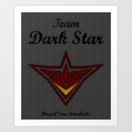 Ratchet and Clank: DreadZone Team Art Print