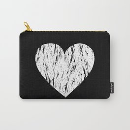 ghost paint heart Carry-All Pouch