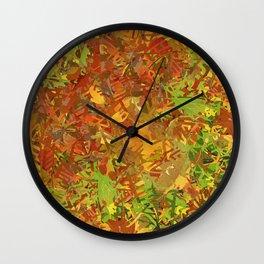 Autumn moods n.21 Wall Clock