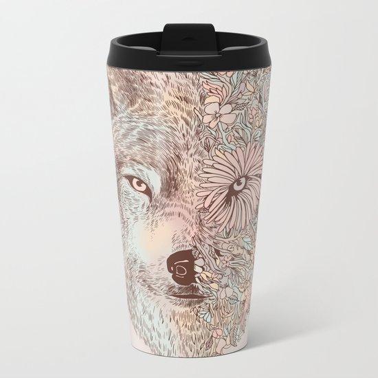 A Wild Life Metal Travel Mug