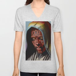 Darth Muchacho Unisex V-Neck