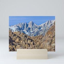 Sierra Nevada Mini Art Print