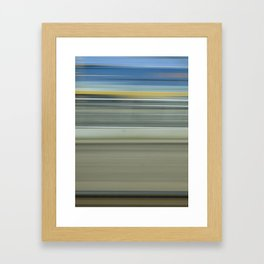 One zero one one two zero nine. Framed Art Print