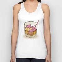 pigs Tank Tops featuring Pickle Pigs Too by Megs stuff