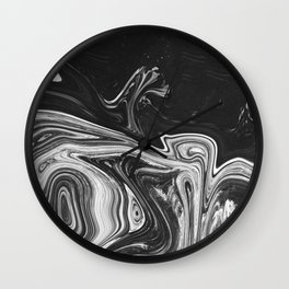 BUBBLING Wall Clock