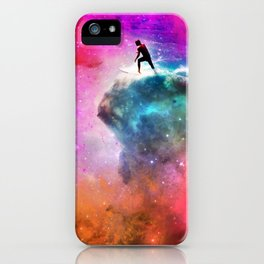 Andy Andromeda iPhone Case