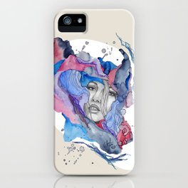 """""""Lotte"""" by carographic iPhone Case"""