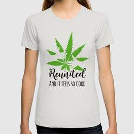 Cannabis Reunited T-shirt
