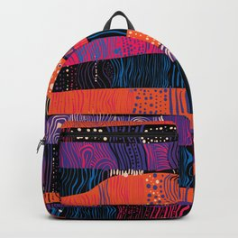 Autumn pattern 2018 Backpack