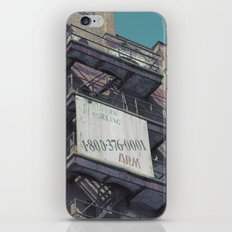 all. mod. cons... iPhone & iPod Skin