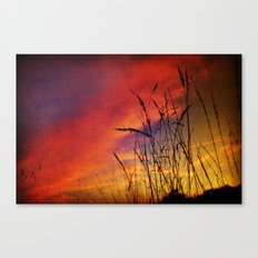 Dreaming in Color (of the Setting Sun) Canvas Print