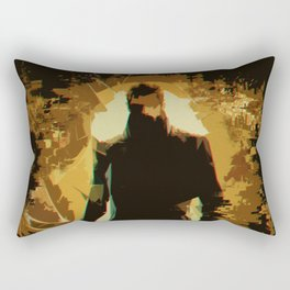 Deus Ex Human Revolution v2 Rectangular Pillow