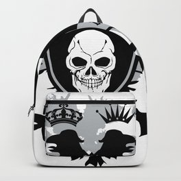 The king is dead Backpack