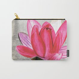 Macro Flower #1 Carry-All Pouch