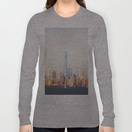 NYC Skyline Long Sleeve T-shirt