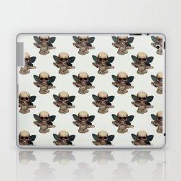 Sloths, Goths, and Moths Laptop & iPad Skin