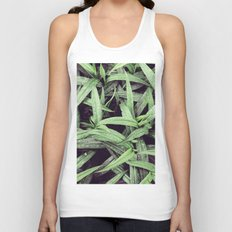 Green is the new black Unisex Tank Top