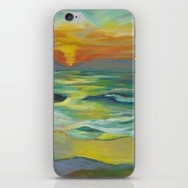 Beauty of Freedom iPhone Skin