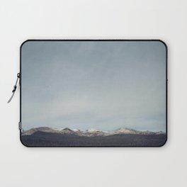 Yosemite Sky Laptop Sleeve