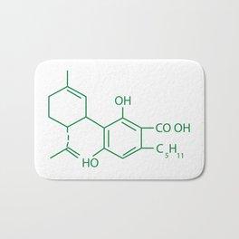 Cannabis Chemistry: CBD Bath Mat