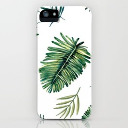 Whispering Palms iPhone Case