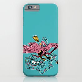 King pigeon iPhone Case