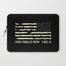USNS Charles Drew Laptop Sleeve