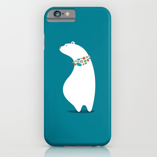Polar Bear iPhone & iPod Case