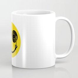Smile DJ Coffee Mug