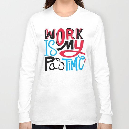 Pastime Long Sleeve T-shirt