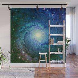 Spiral Galaxy Wall Mural