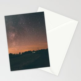 Starry Night I Stationery Cards