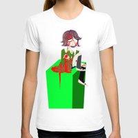 chihiro T-shirts featuring Chihiro Fujisaki by hellokittyloli