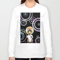 bubble Long Sleeve T-shirts featuring Bubble by Samy-Consu