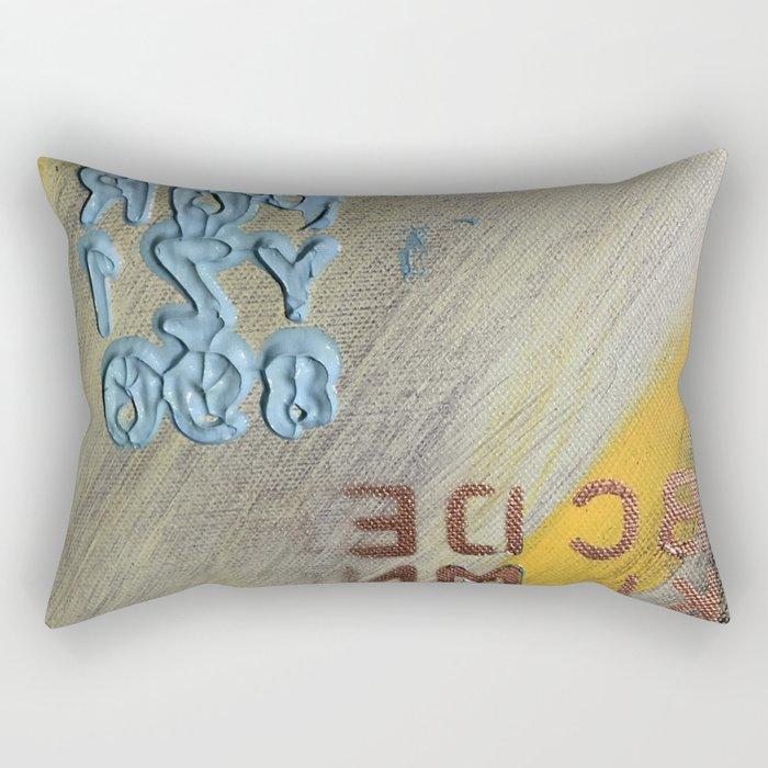 Algorithm Abstract Rectangular Pillow