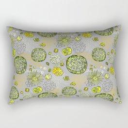 Algae mix Rectangular Pillow