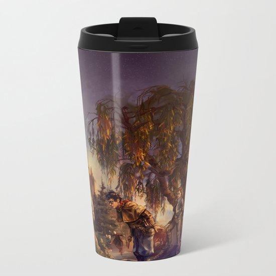 Back at Hogwarts Metal Travel Mug