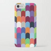 onward iPhone & iPod Cases featuring Onward Series: Soirée by Designer Ham