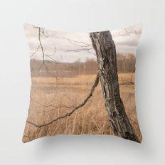 Terrain Throw Pillow