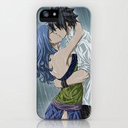 Gruvia - Rain iPhone Case