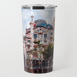 Casa Batllo Travel Mug
