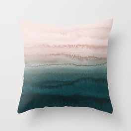 WITHIN THE TIDES - EARLY SUNRISE Throw Pillow