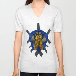 king tut (uncommon) Mark. 2 Unisex V-Neck