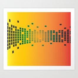 2c0331aed857 Yellow Background Art Prints