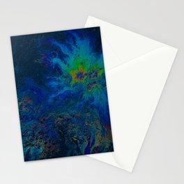 Oil On Pavement: Newborn Awakening Stationery Cards