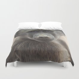 Baby Baboon Duvet Cover