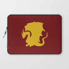 Pendragon Crest Laptop Sleeve