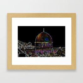 The Dome II Framed Art Print