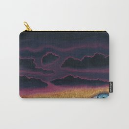 Something in the Clouds Carry-All Pouch