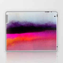 Pink Silver Laptop & iPad Skin